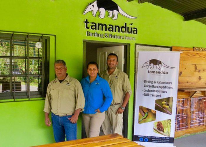 Oficina Tamandua en Panama